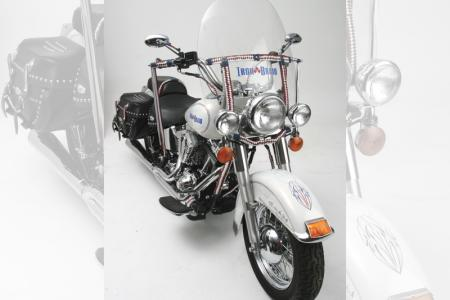 Custom ironbraid bike