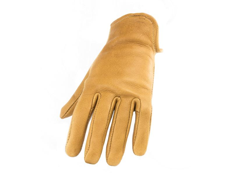 Men's Saddletan Deerskin Glove - Size 8-12 - #640LW